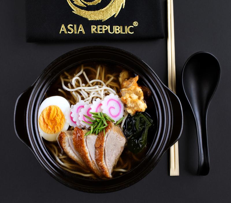 アトランティスザパームの中華、マレーシア料理、タイ料理レストランAsia Republic