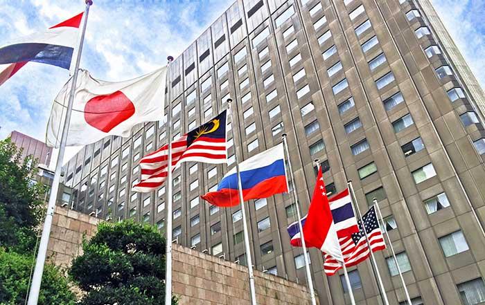 大使館のイメージ