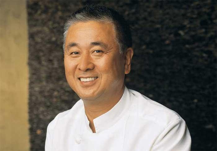 日本料理レストラン・ノブのシェフ