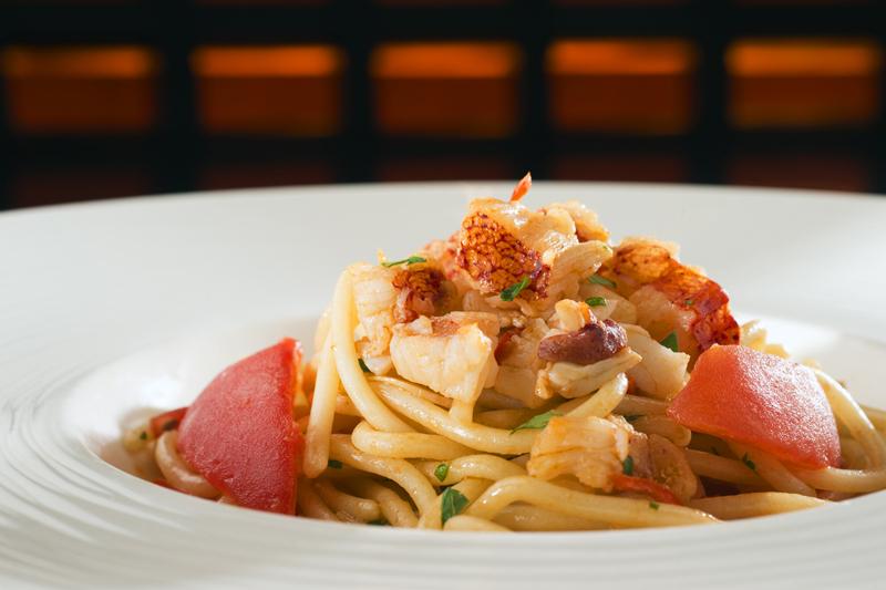 アトランティスザパームのイタリア料理レストランRonda Locatelli
