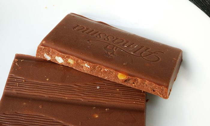 アルナスマチョコレートの中身