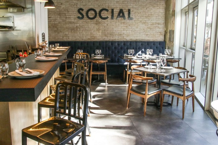 Social Eating House + Bar