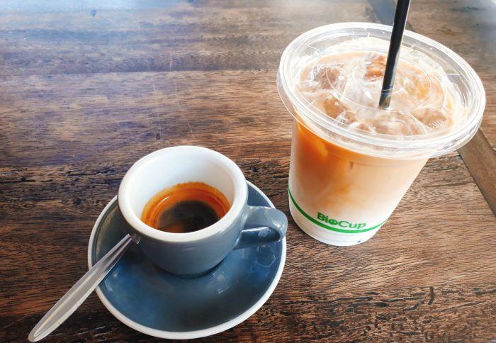 パラドックスコーヒーのコーヒー