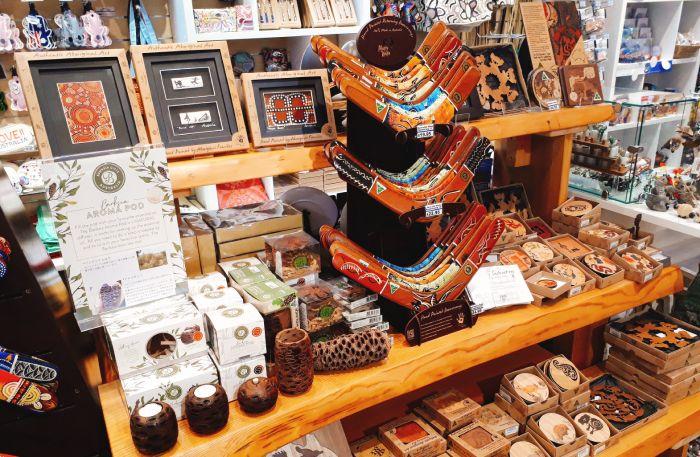アボリジニの民芸品