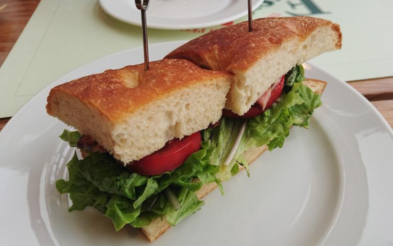 エストルトのサンドイッチ